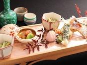 【春の匠膳】前菜:春の前菜