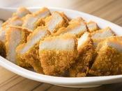 <朝食バイキング>広島郷土料理「がんす」魚のすり身を揚げたもの