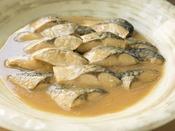 <朝食バイキング>サバの味噌煮