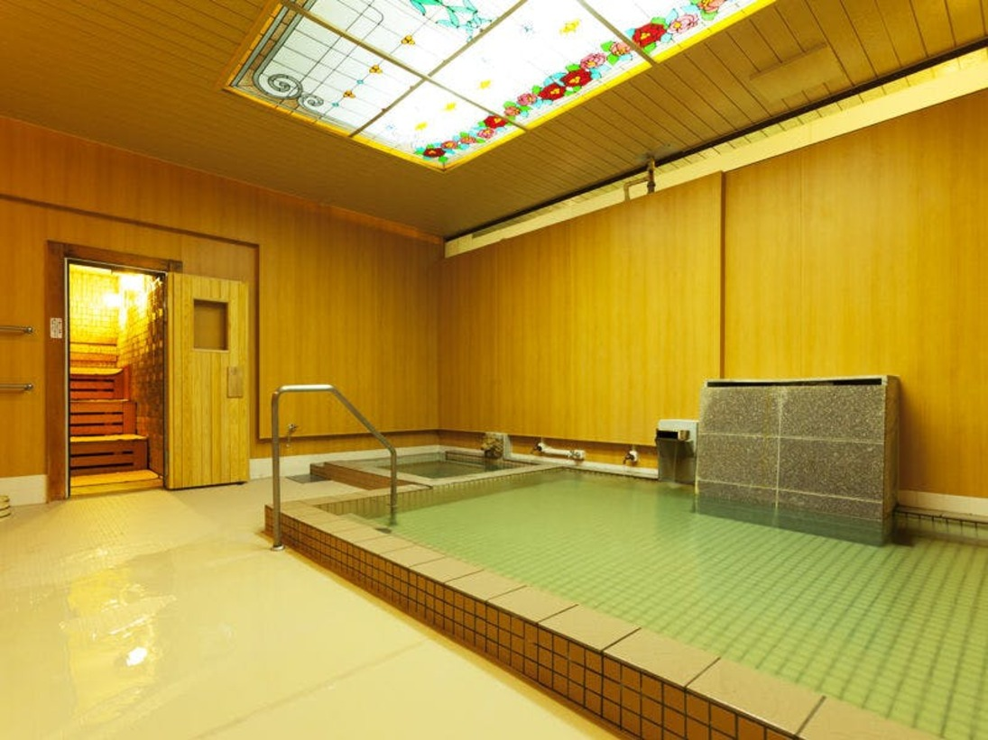 小浴場【上諏訪温泉】入浴時間 15:00~24:00/5:00~10:00