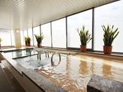 <展望大浴場 男湯>大好評の展望大浴場は10階にございます。