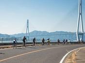 しまなみ海道 サイクリングで島々を渡ろう!