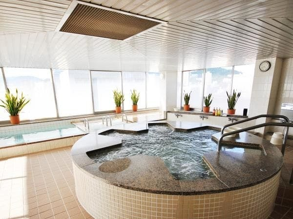 10階展望大浴場(男湯)