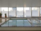 <展望大浴場 男湯>10階からの展望を眺めながら・・・夜景も綺麗です!