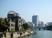 原爆ドーム(ホテルから市電で約20分)