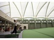 ゴルフ練習場もございます。【ご宿泊のお客様】ゴルフ練習場 1時間 (打ち放題) 1,050円