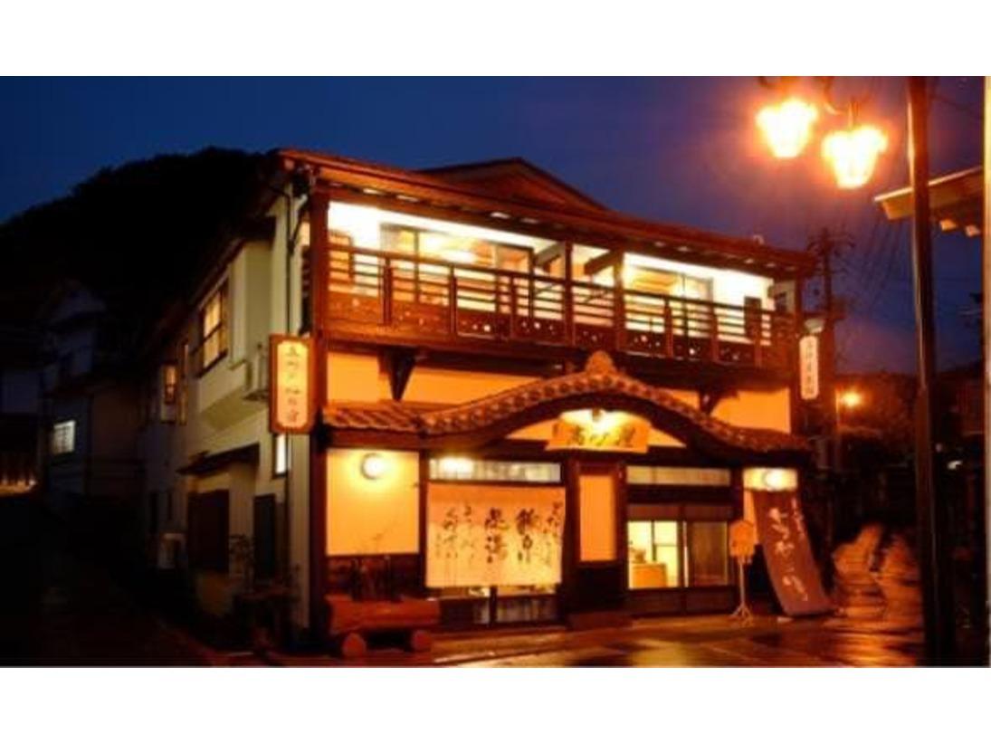 小野川温泉 高砂屋