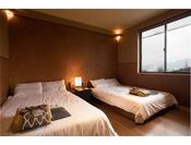 【別館】客室 寝室