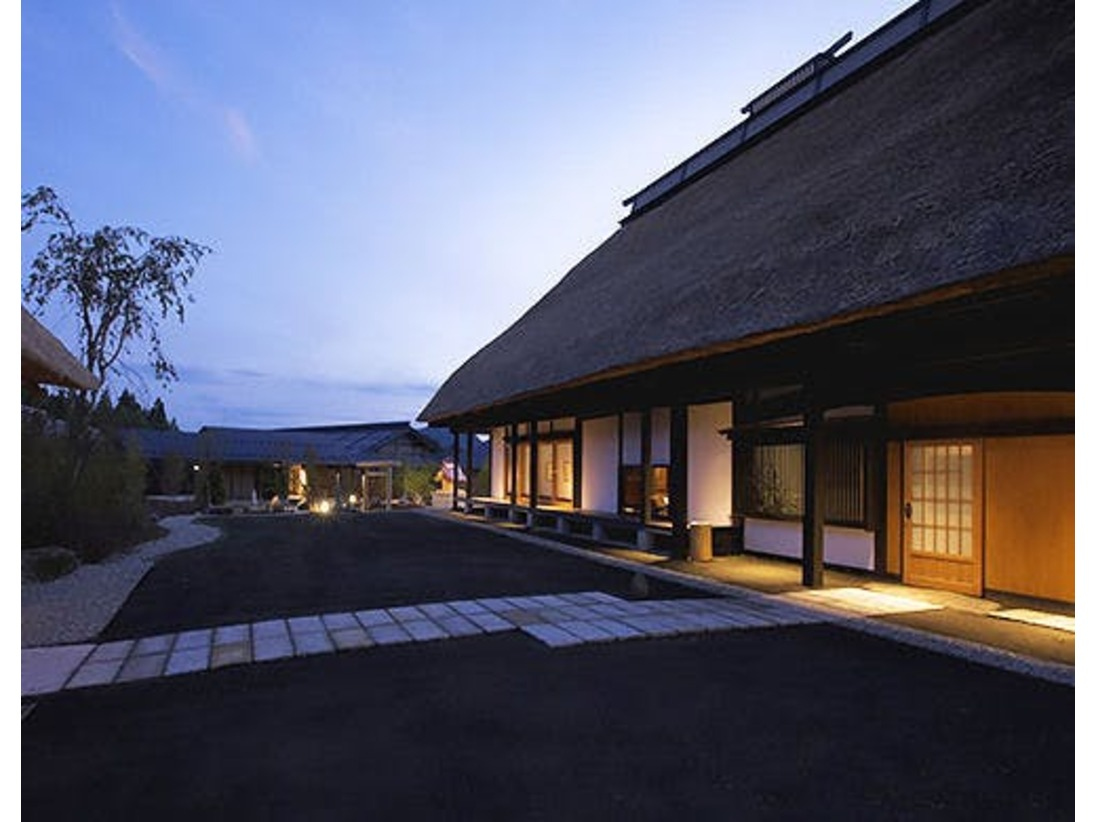 角館山荘 侘桜