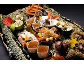 月替わり献立 日本料理懐石前菜イメージ