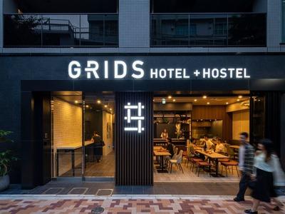 グリッズ 東京 上野駅前 ホテル & ホステル