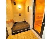 女性大浴場 水風呂