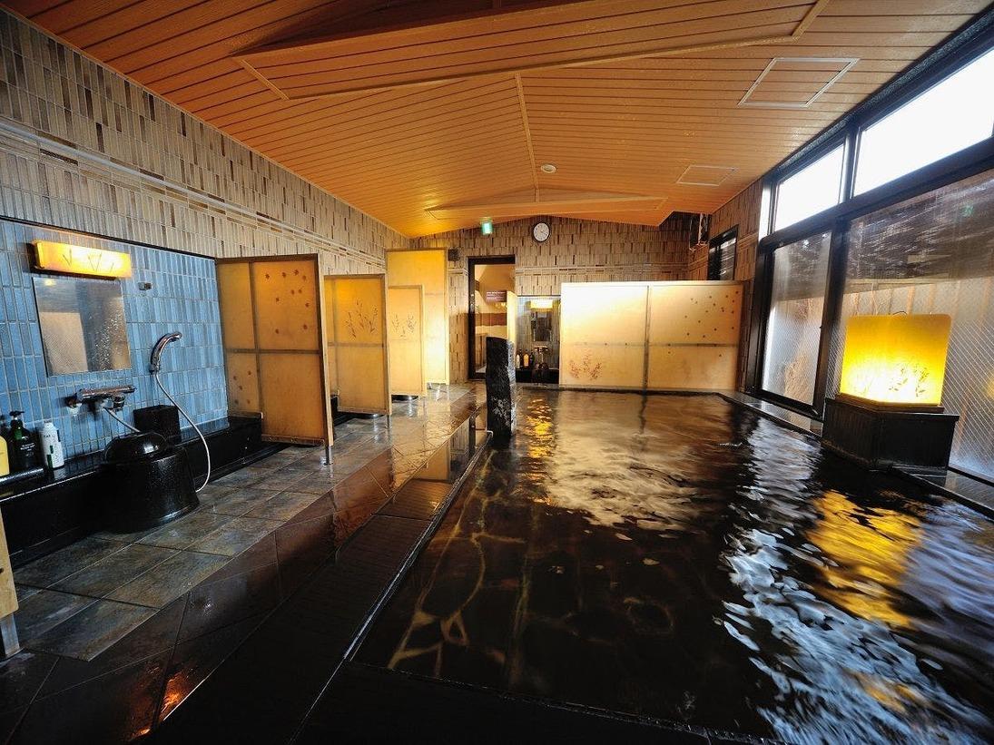 ◆大浴場『萩の湯』男性内湯