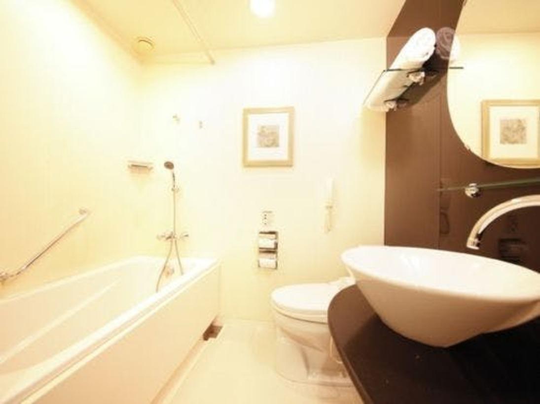 バスルーム(イメージ)※実際の仕様と異なる場合がございます。