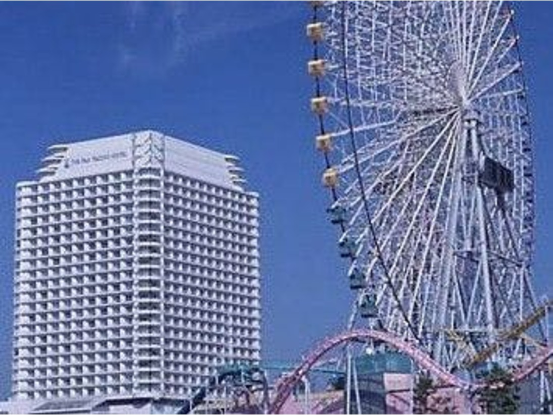横浜ベイホテル東急