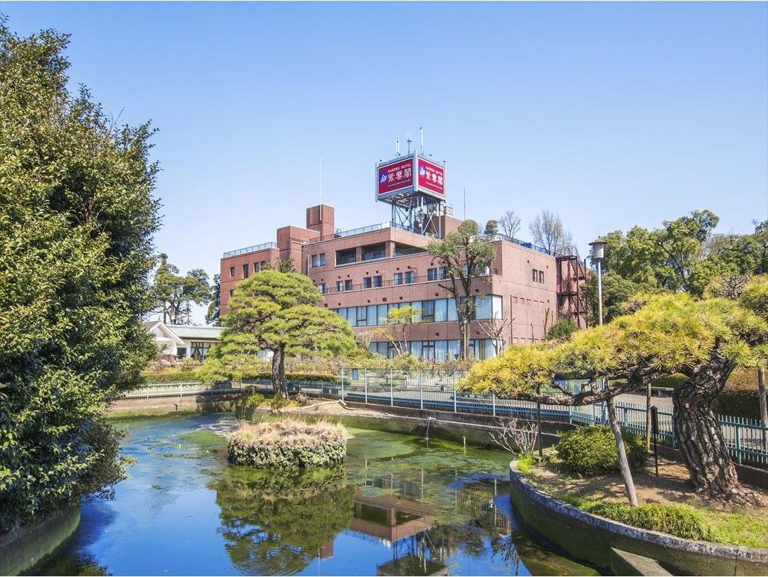 ガーデンホテル紫雲閣 東松山