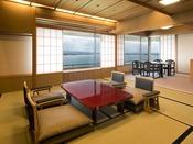雪月花特選階 客室の一例