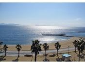 7月1日~8月30日の間、西浦温泉内にある【西浦温泉パームビーチ】が海水浴場として開設。期間中、夏まつり西浦サマーカーニバルなど様々なイベントも開催。