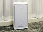 【客室備品】空気清浄機(加湿機能あり)