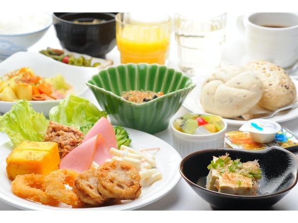 バイキング朝食レストラン 「和み」
