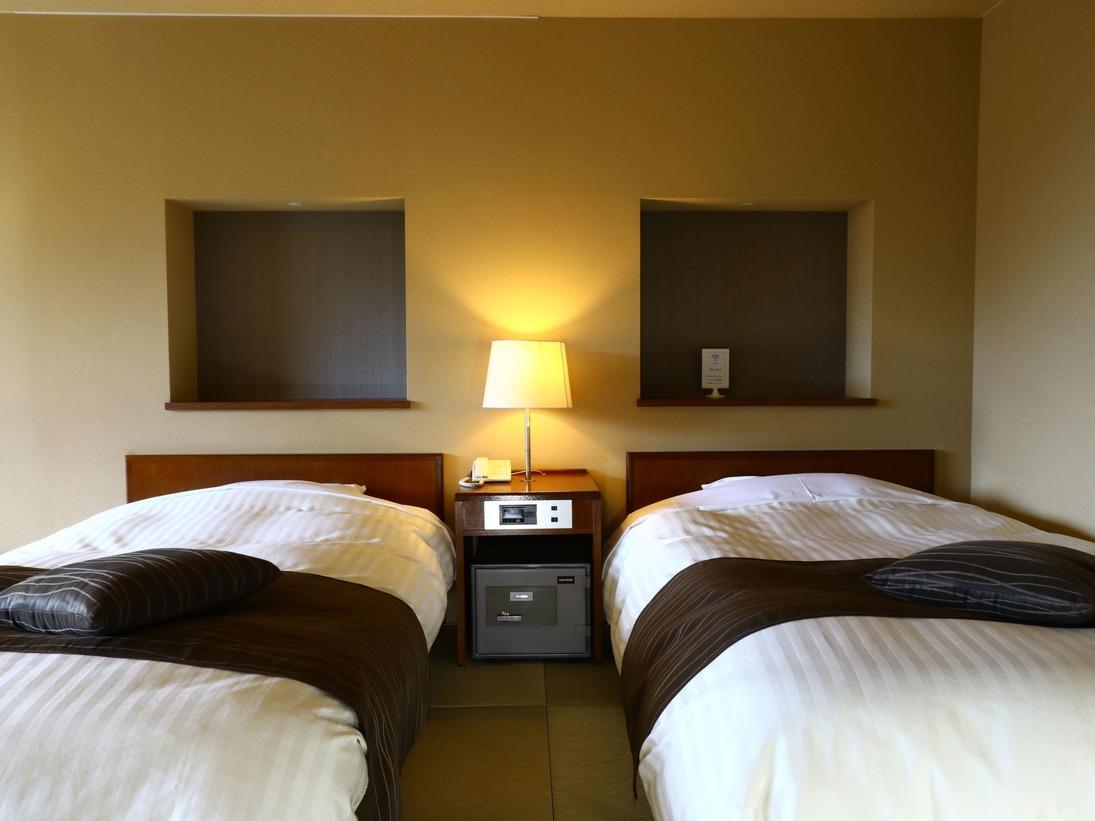 ■広めのベッドが2台