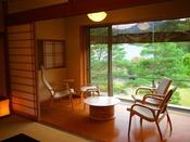 本館和室 -玉桜-