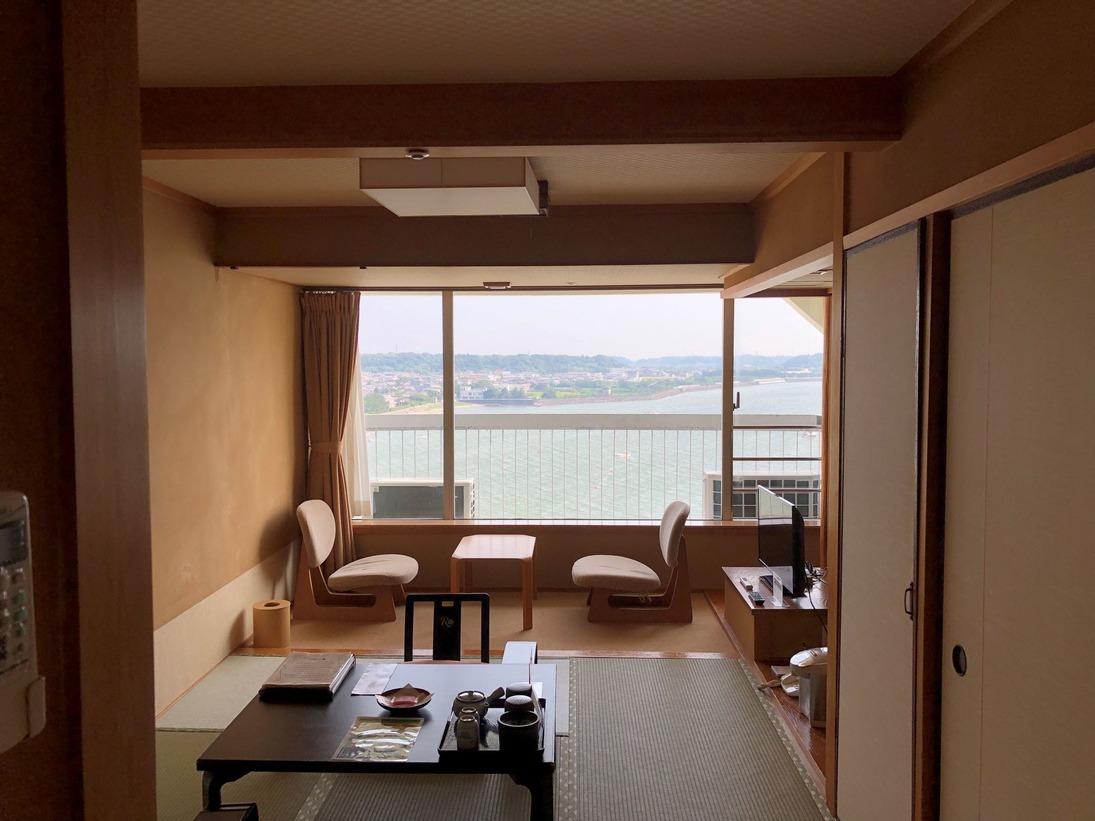 浜名湖側和室6畳