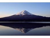四季折々の姿が楽しめる富士山