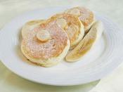 ホテルニューオータニ「SATSUKI」で大人気のニューオータニ特製パンケーキが、横浜でもお召し上がりいただけます。