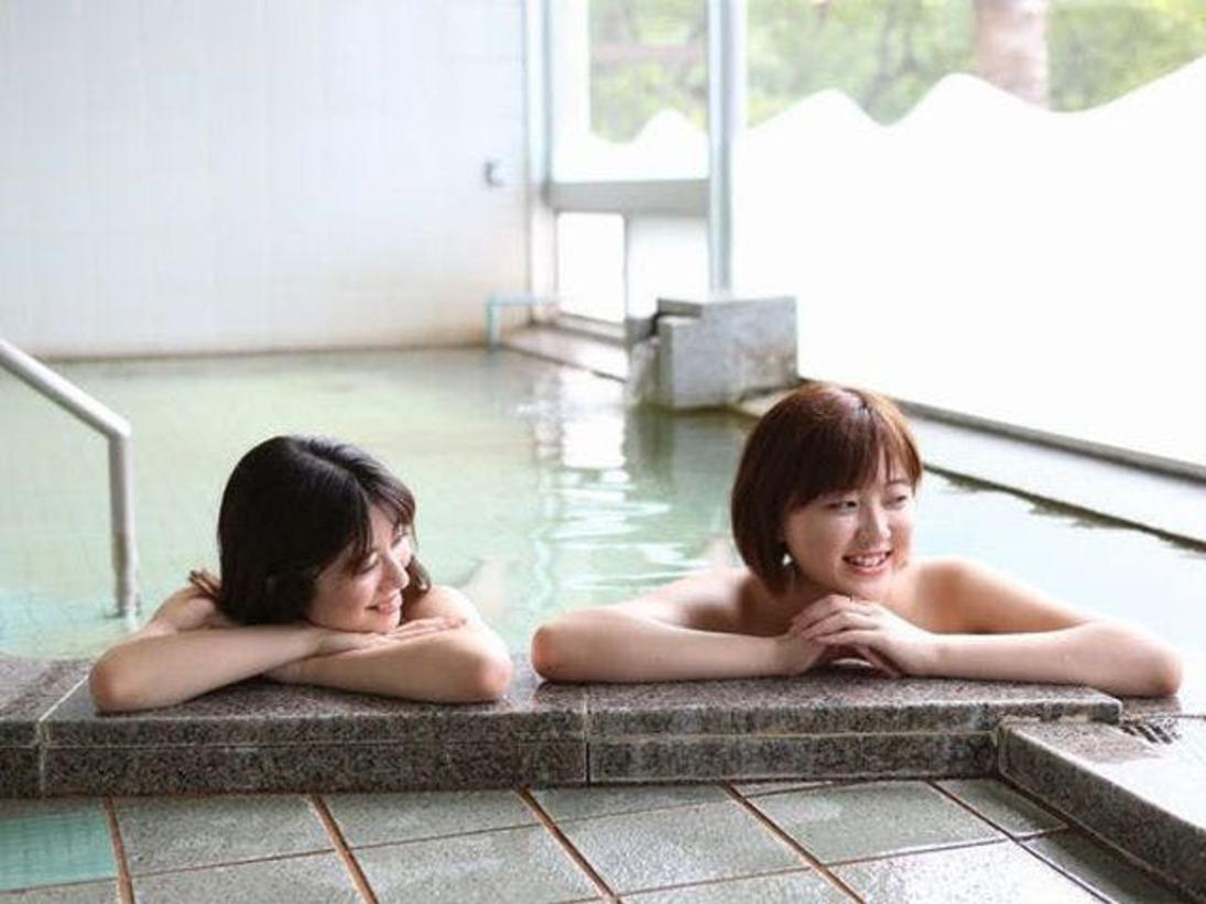 ラジウム温泉で疲労回復