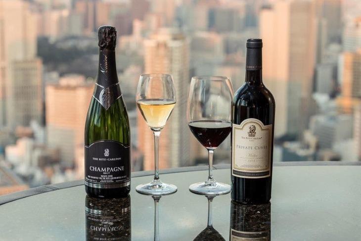 【誰でも最大10%お得】ホテルオリジナルの選べる特典付(シャンパーニュまたは赤ワイン)