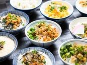 【信州かってめし】白飯と相性抜群の「ご飯のおとも」を豊富にご用意しております。