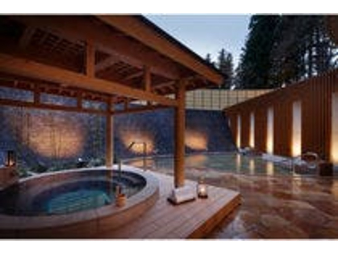 星空温泉です♪露天風呂もございます。