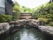 柊の間:露天風呂