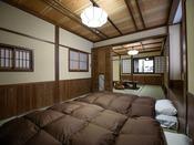 桜の間:和室