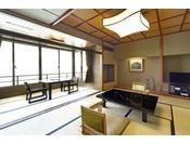 能登客殿 客室の一例