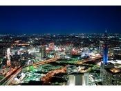 シティービュー(横浜駅側)夜景イメージ