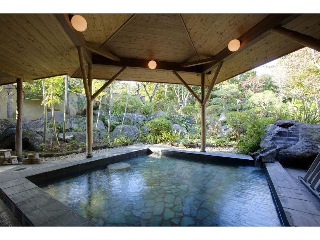 大浴場「朱鷺の湯」
