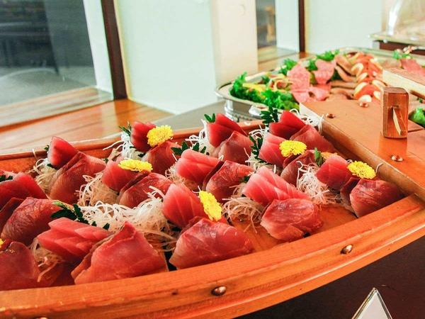 【ビュッフェ】夕食例