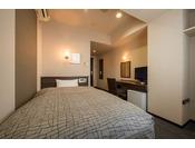 新館シングルのお部屋は禁煙・喫煙のご用意がございますので、ご予約の際にご希望のタイプをお選びください。