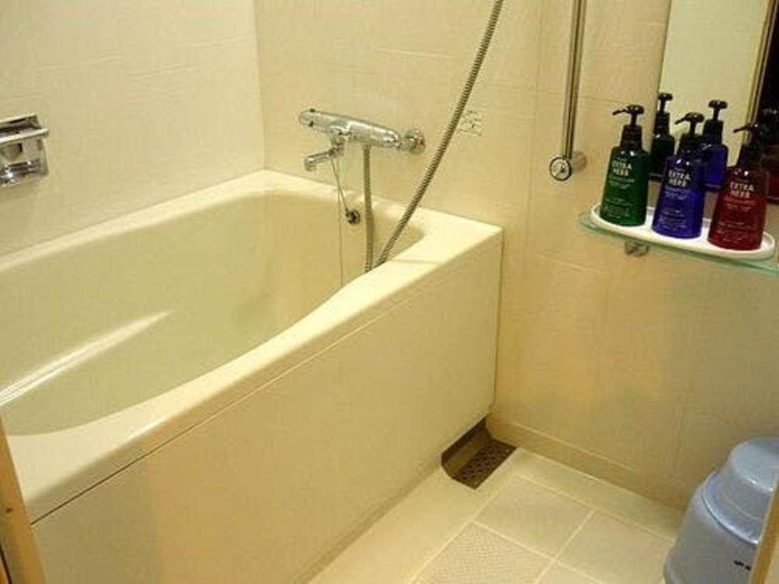 独立した、バス・トイレ・洗面台は使いやすく大変好評です。