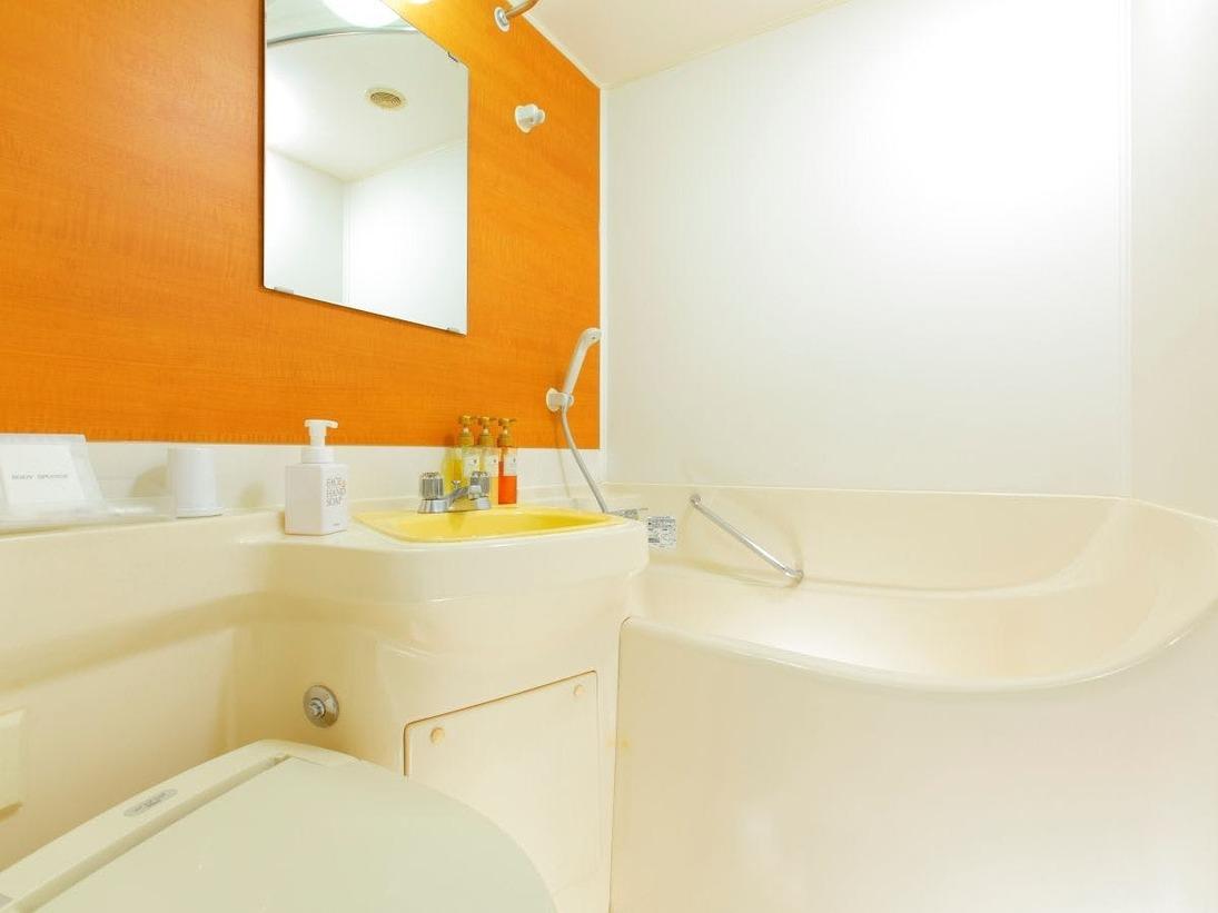 バスルーム(スタンダードダブル)一例