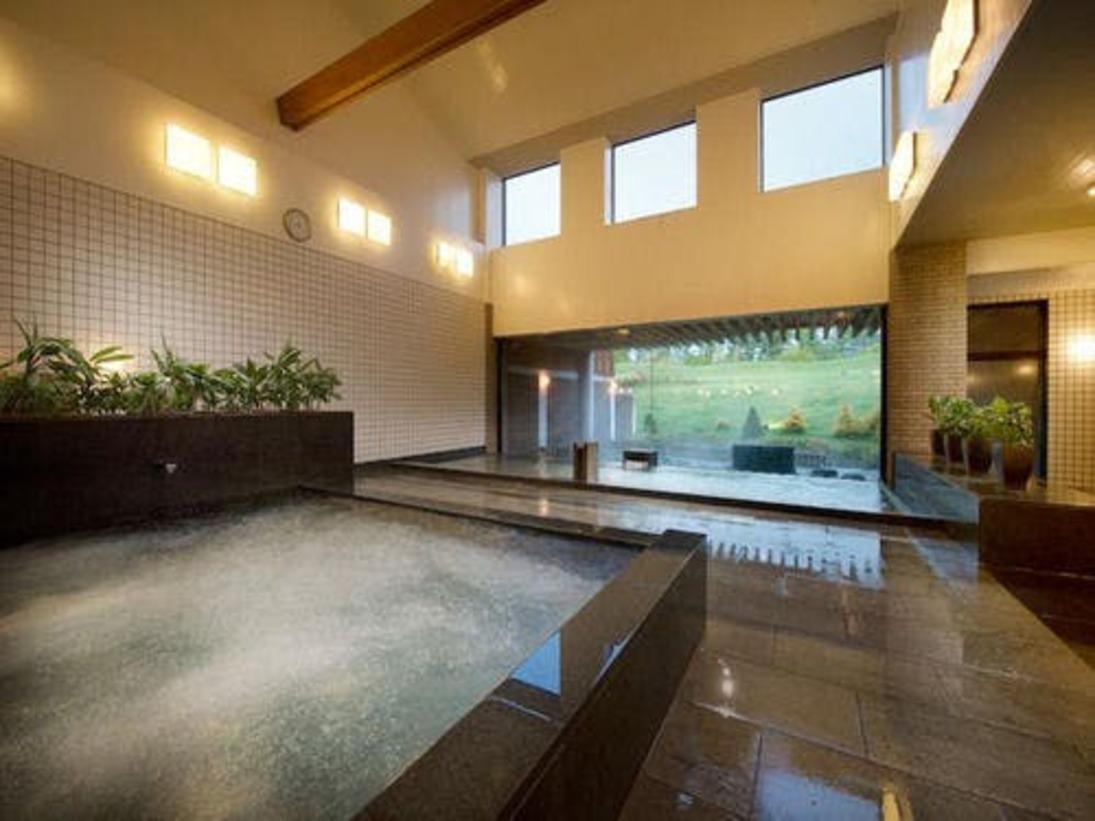 温泉大浴場「相生の湯」サウナや打たせ湯もございます!