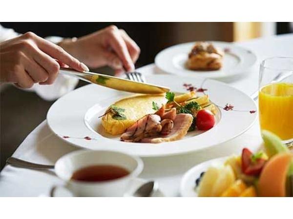 20階「NOKA Roast&Grill」朝食