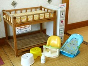 ■お子さま用お風呂グッズをご用意しております