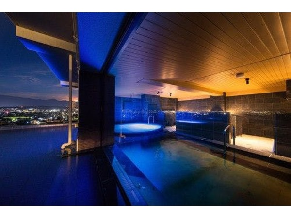 展望浴場「美しの湯」