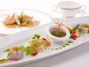 レストラン シャンボール 料理イメージ