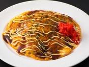 広島のソウルフードといえば、「おこのみ焼き」朝からがっつりお好み焼きで広島を感じてみてはいかがでしょうか。