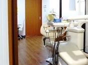【キャッスル歯科室】心身ともにリラックスしながら治療をお受けできます。