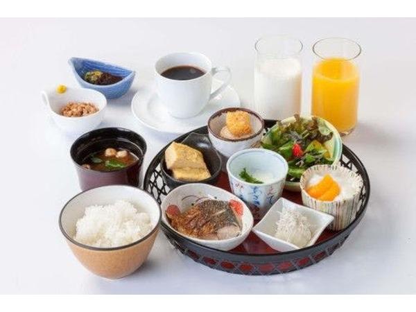 「大切な朝ごはん」(一例)